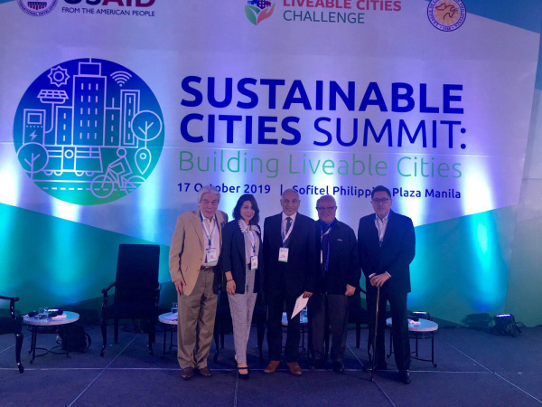 IMetrics Asia Pacific's Dr. Nick Fontanilla Shares Take on Sustainable Cities