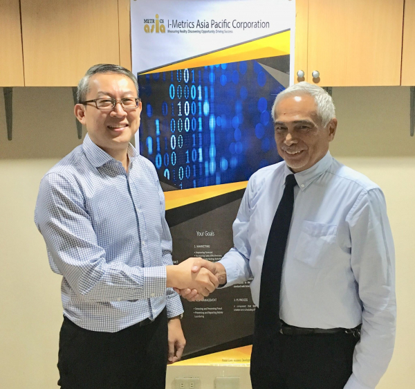 I-Metrics Now Spanning Asia Pacific Region with Bon Auxilium in Predictive Analytics Distribution